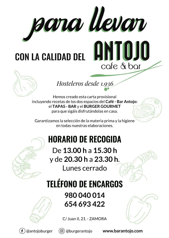Antojo Cafe & Bar