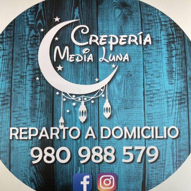Crepería Media Luna Zamora