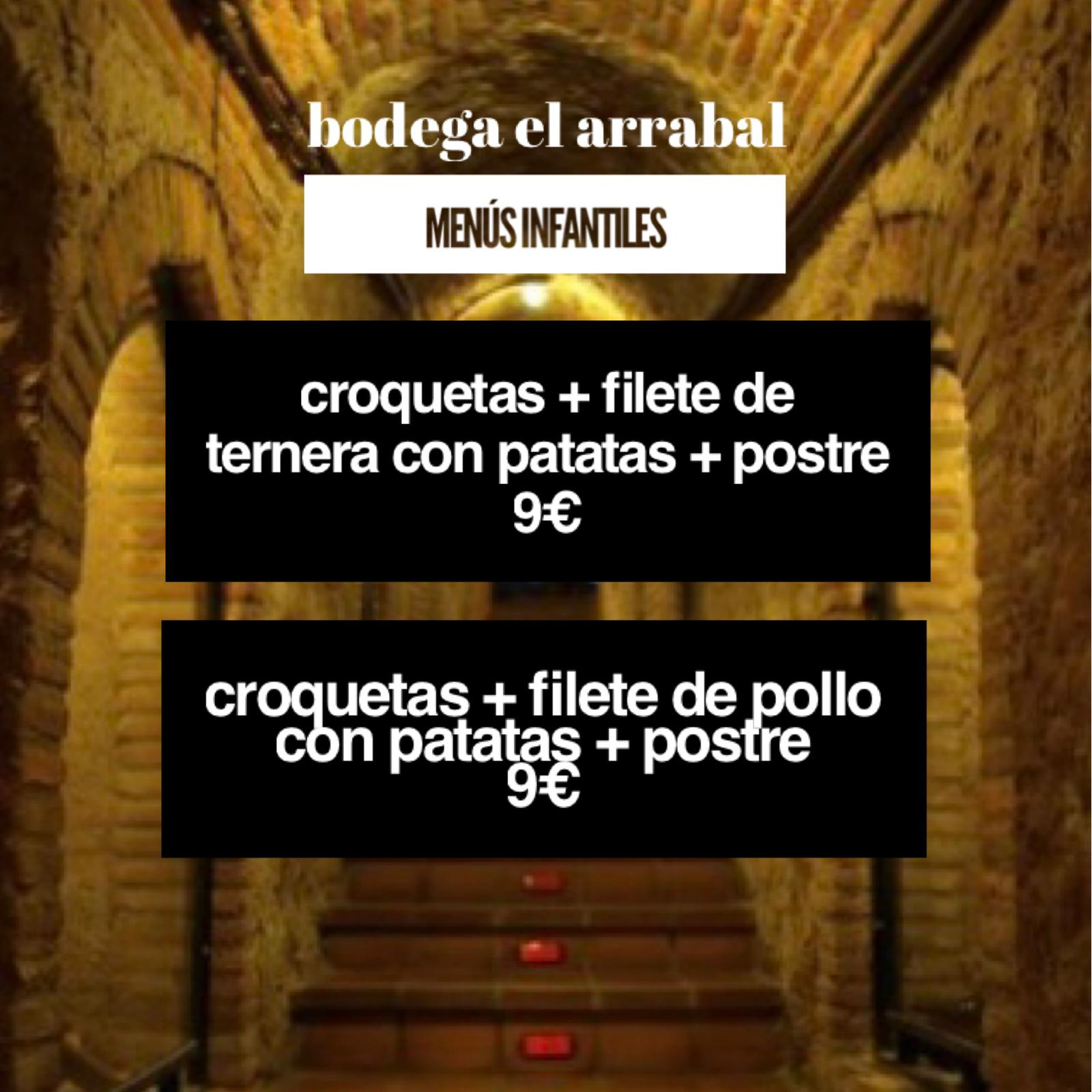Bodega Arrabal del Pozo Zamora