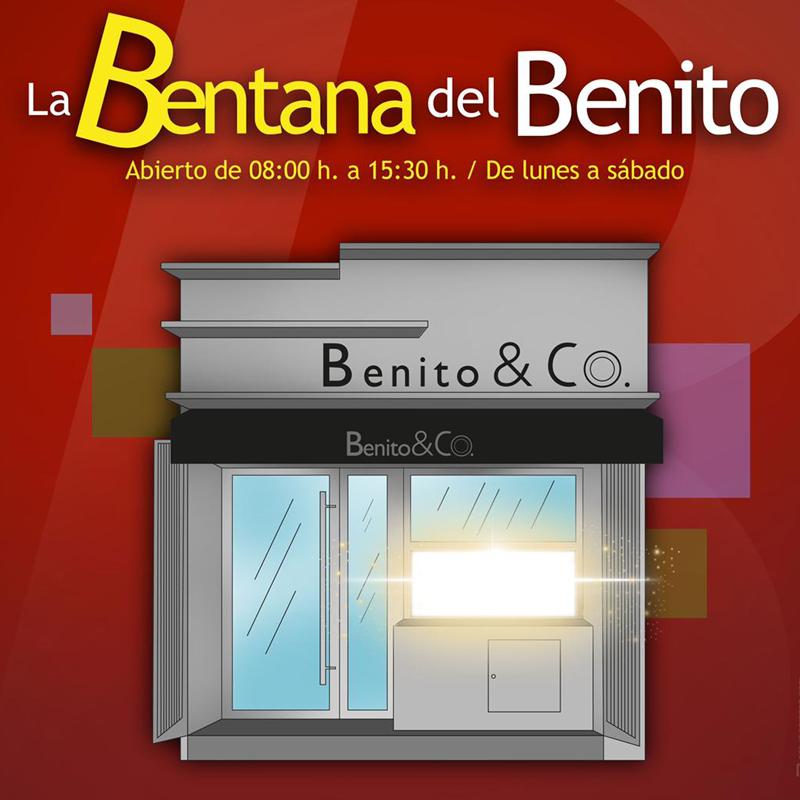 Benito & CO - La Bentana de Benito