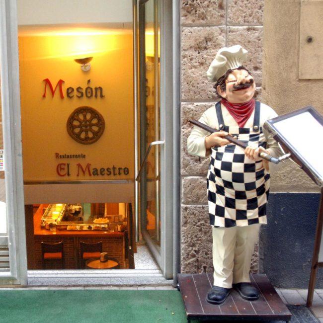 Mesón Restaurante El Maestro Zamora