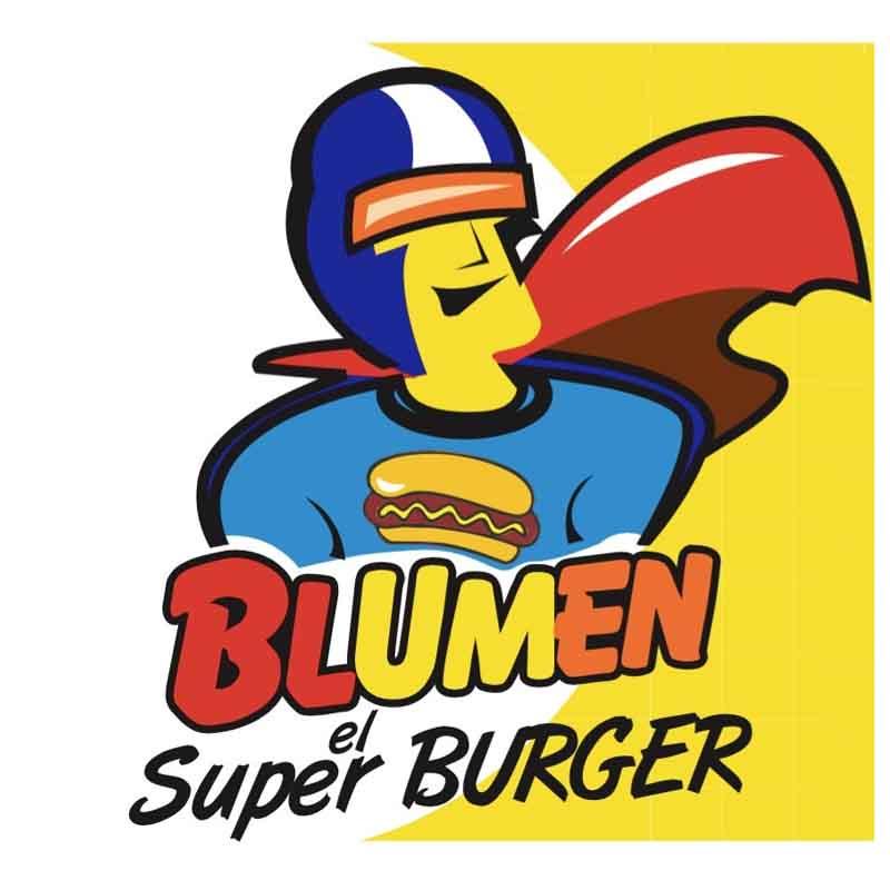 Blumen el Super Burger Zamora. Zamoraparallevar.es